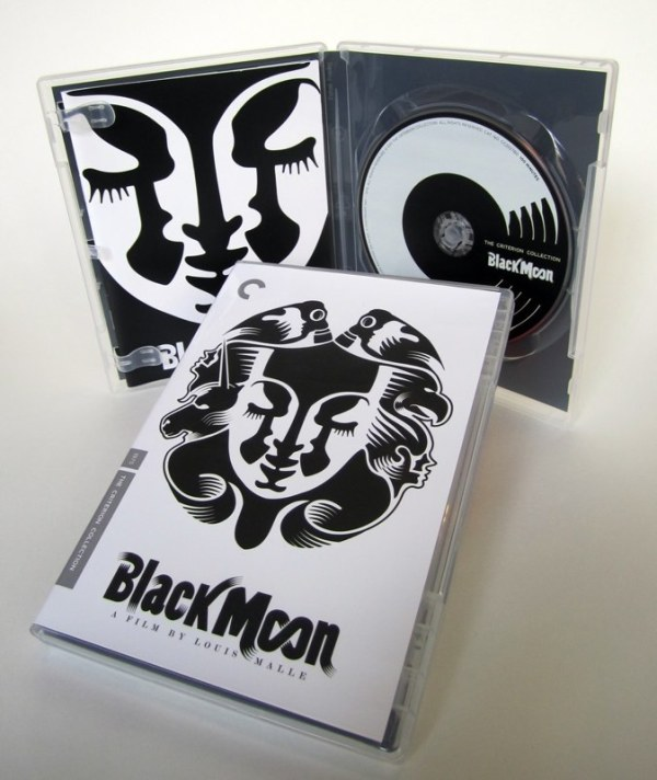 Black Moon, cover by Yann Legendre